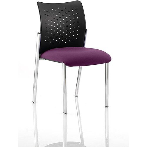 Academy Boardroom &Visitor Chair Purple