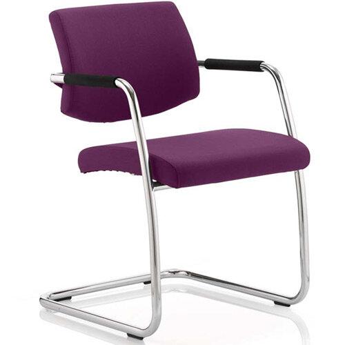 Havanna Boardroom &Visitor Chair Purple
