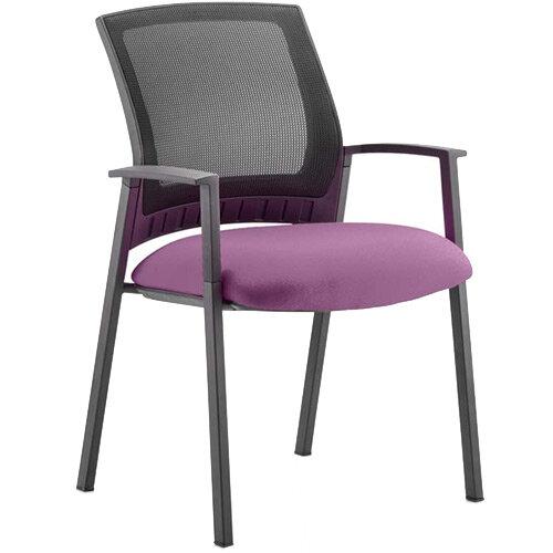 Metro Boardroom &Visitor Chair Purple