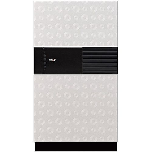 Phoenix Next LS7003FW Luxury Safe Size 3 White with Fingerprint Lock White 82L 60min Fire Protection
