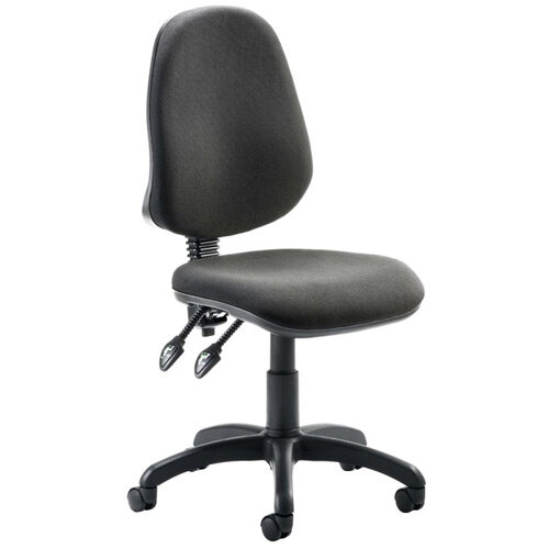 Eclipse II Lever Task Operator Office Chair Black
