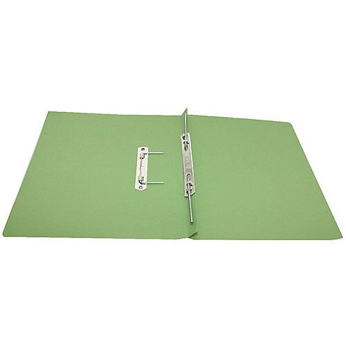 Rexel Jiffex Green A4 Transfer File Pack of 50