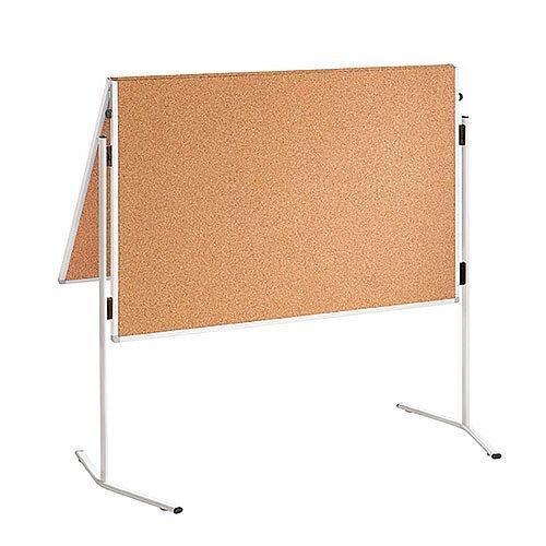 Franken ECO Training Board Cork Foldable 1200x1500mm ECO-UMTKT-G