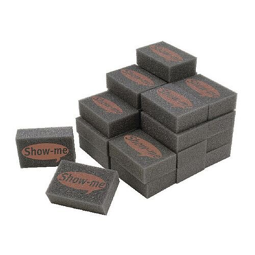 Show-me Whiteboard Eraser Pack of 100 MFE100