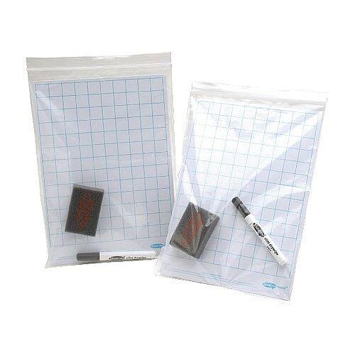 Showme Gripseal Bags A4 35 Pack GA4/35