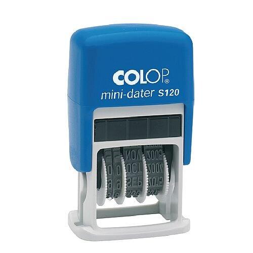 Colop S120 Mini Dater EM37284