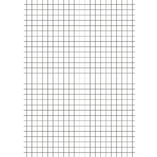 Loose Leaf Paper A4 5mm Squares Pack of 2500 EN09810