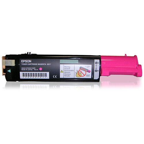 Epson S050317 Magenta Toner Cartridge C13S050317 5000+ Pages