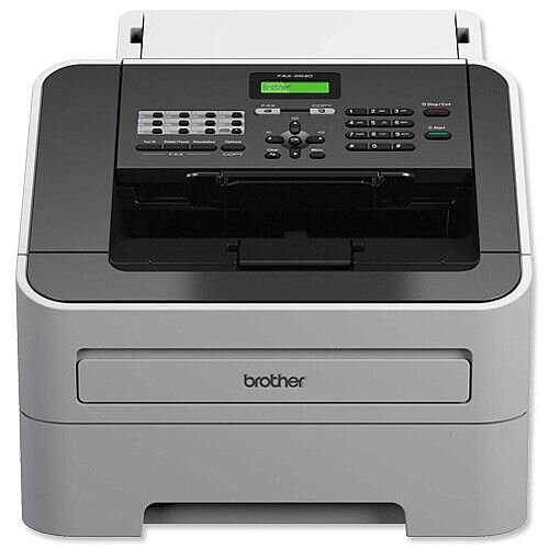 Brother FAX2840 Mono Laser Fax Machine