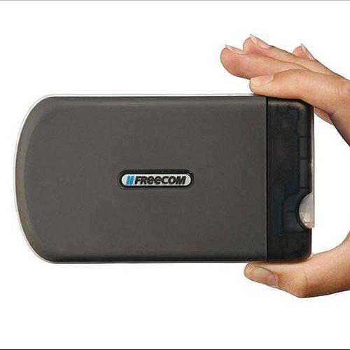 Freecom Tough Drive 2TB USB External Hard Disk Drive