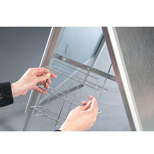 Franken Chromed Cage for A-Board BSA 1