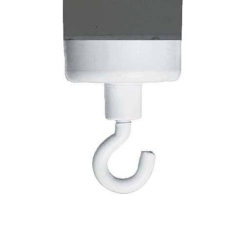 Franken Hook Magnet White Small HM25