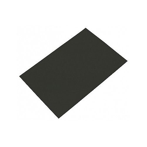 Franken Magnetic Sheet WxH 29.5 x 20cm 0.6mm Thickness Black