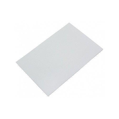 Franken Magnetic Sheet WxH 29.5 x 20cm 0.6mm Thickness Grey