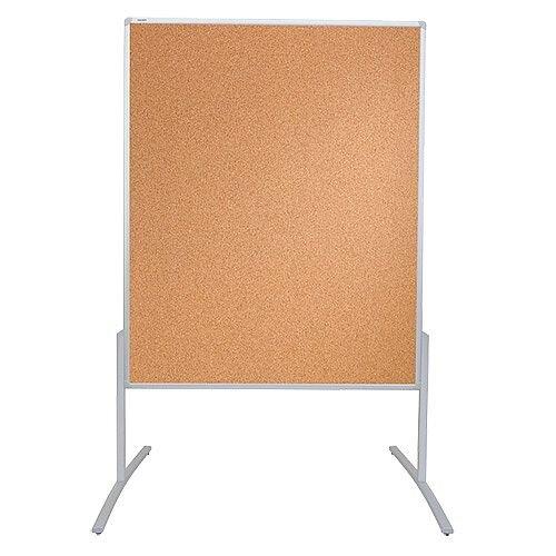 Franken PRO Training Board Cork Double Sided Standard 1200x1500mm MT8004