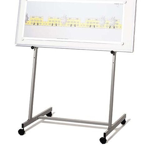 Franken Mobile Stand for Whiteboards ST90
