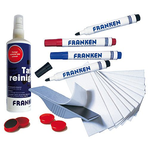 Franken JuniorLine Set for Planning Boards and Whiteboards