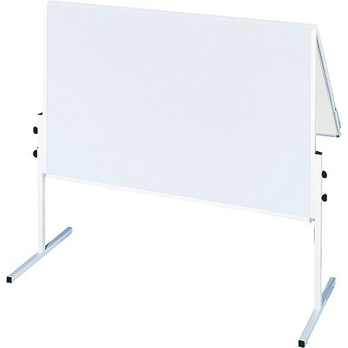 Franken ValueLine Training Board Foldable 1200x1500mm Cardboard White CC-UMTK-G