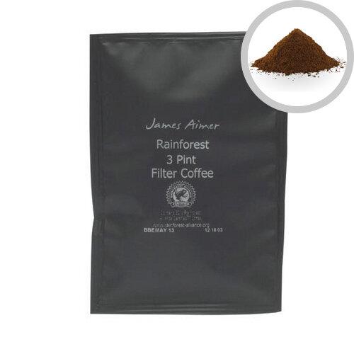 Lyons Exclusive Medium Roast Filter Coffee 3 Pint Sachet 60g Pack of 50 VRFA3PINT