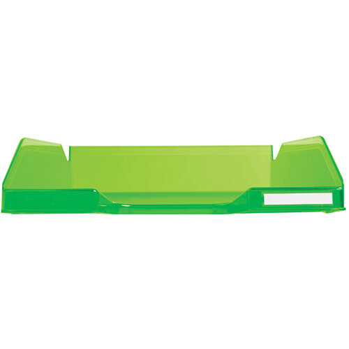 Iderama Letter Tray Lime 11397D