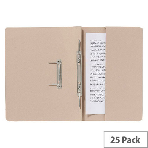 Guildhall Pocket Spiral File Buff 347-Bufz Pk25