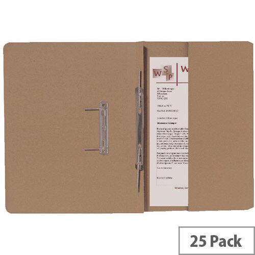 Guildhall Transfer Spiral Pocket R/H Buff Pack of 25 211/9061Z