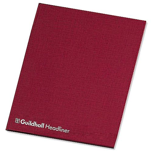 Guildhall Headliner Book 298x273 48/4-12