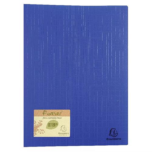 Forever Display Book 40 Pocket Blue Pack of 12 884572E