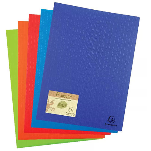 Forever Display Book 40 Pocket Assorted Pack of 12 884570E