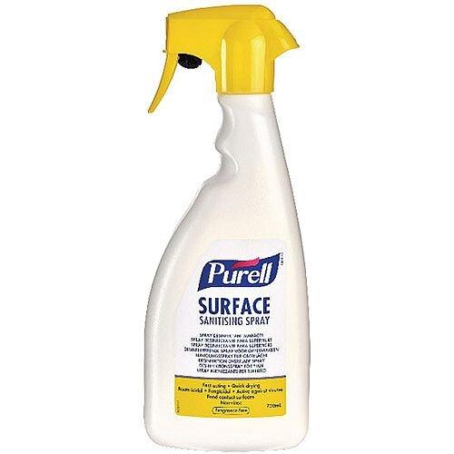 Purell Surface Sanitising Spray 750ml 32675-06-EEU