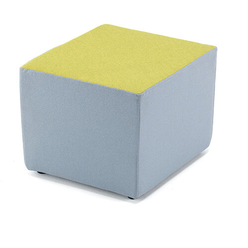 Groove modular breakout seating - diamond shape