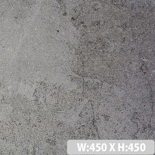 Franken Glass Magnetic Board 450x450mm Concrete Look GTD454530
