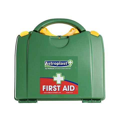 Astroplast Green Box HSA First Aid Travel Kit Up to 5 People