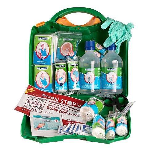 Astroplast Green Box HSA First Aid Kit 11-25 Person