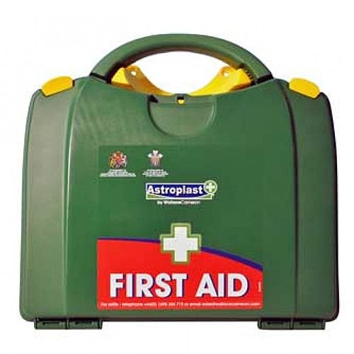 Green Box HSE 11-20 Person First Aid Kit Food Hygiene 1003016