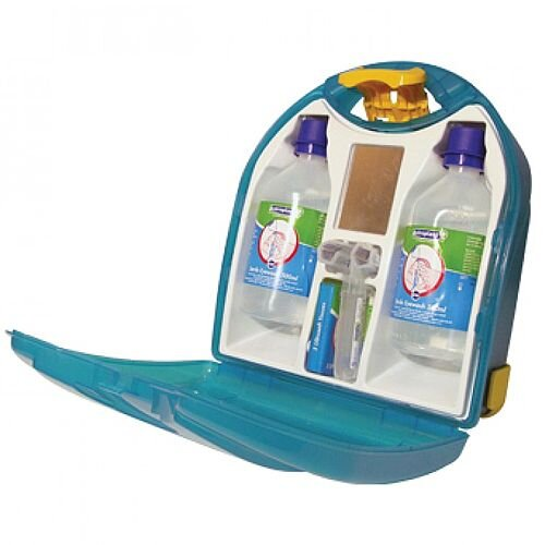 Mezzo Eye Wash First Aid Kit Dispenser Up to 5 Person 1005005
