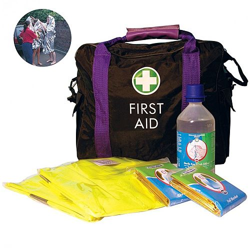 Astroplast Emergency Evacuation First Aid Pack Bag EvacPak 1013005