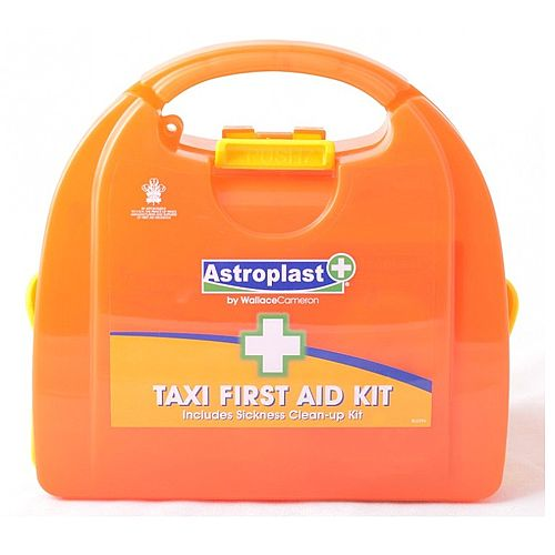 Astroplast Vivo Taxi First Aid Kit Box Up to 5 Person 1019034