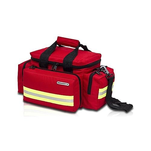 Emergency's ALS Large Capacity Trauma Bag 55 x 31.5 x 33 cm Red