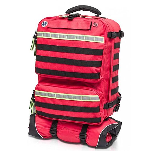 PARAMEDIC'S Rescue &Tactical Backpack 31 x 47 x 22.5cm Red