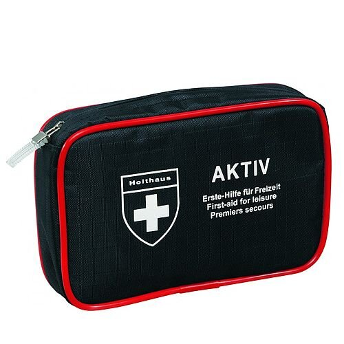 Holthaus AKTIV First Aid Travel Kit Bag Up to 5 Person 1061167