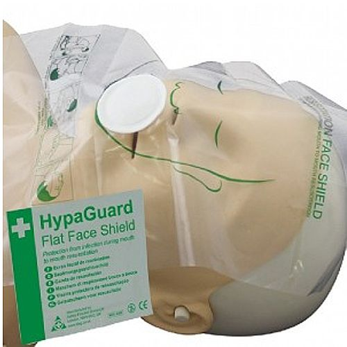 Resuscitation Flat Face CPR Mask Shield 5001040