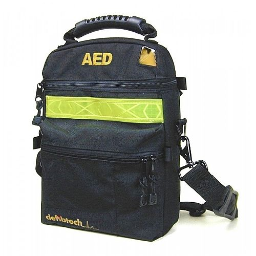 Defibtech Lifeline AED DAC-100 Defibrillator Soft Carrying Case