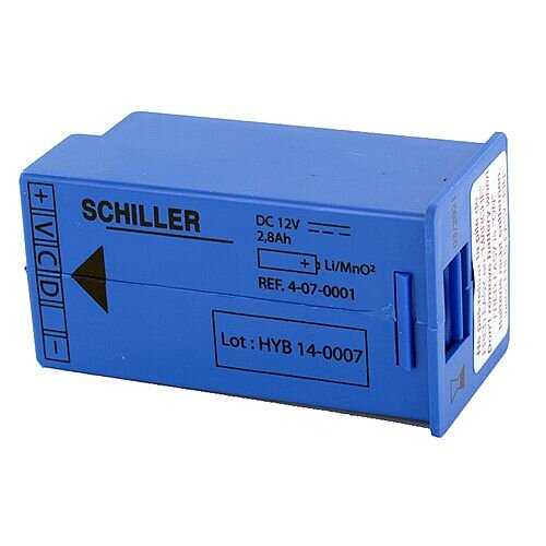 Schiller FRED Easy and EasyLife Litium Battery