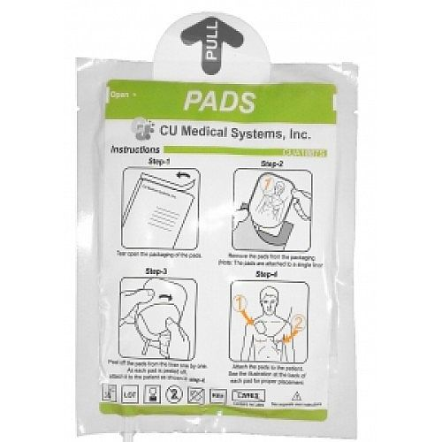 CU Medical Systems iPAD SP1 Dual Use Adult/Child Electrode Pads