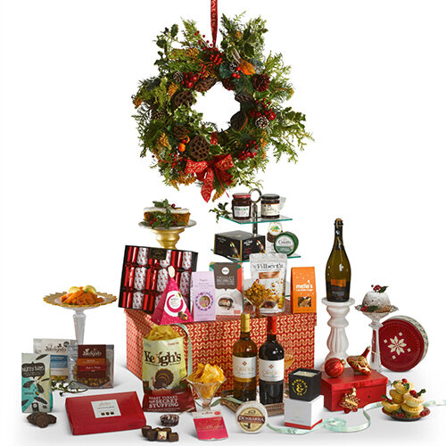 The Gourmet Christmas Gift Box
