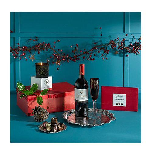 Christmas Greetings Gift Box