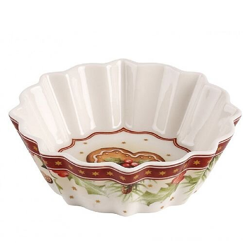 Villeroy &Boch Gingerbread Candy Bowl