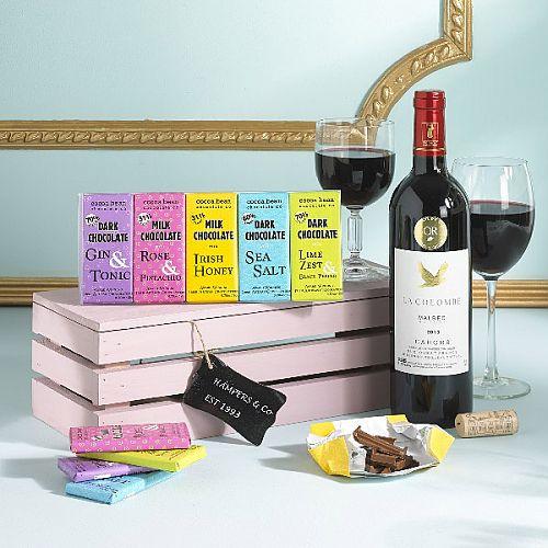 Best Wishes - Wine Gift