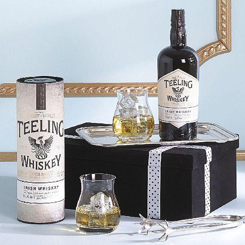 Teeling's Irish Whiskey Gift Box